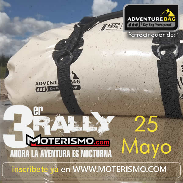 3er Rally Moterismo